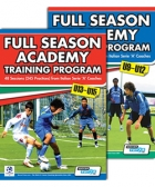 TWO Full Season Academy Training Programs U9-15