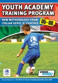 Youth Academy Training Program U5-8 DVD